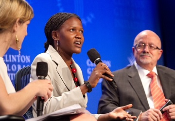 Vivian Onano on Tackling Child Marriage in Africa