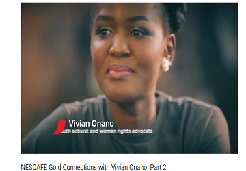 NESCAFÉ Gold Connections with Vivian Onano: Part 2
