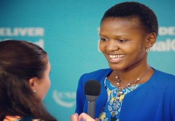 Women Deliver +SocialGood: Vivian Onano, UN Women Youth Leader